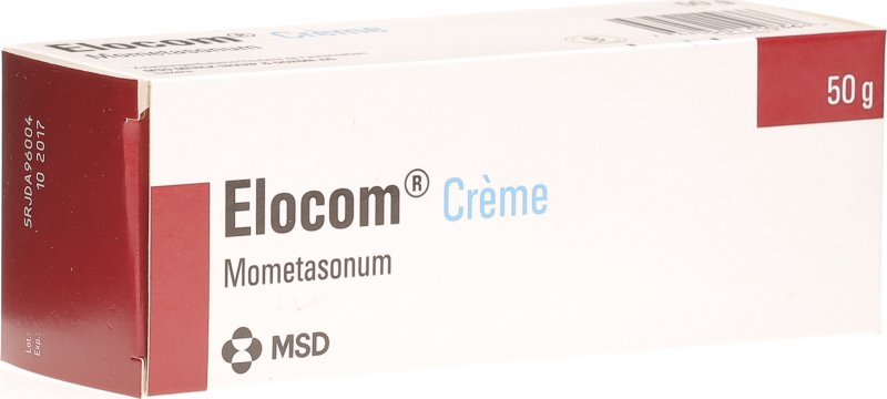 Elocom Creme 1mg/g (neu) 50g in der Adler Apotheke