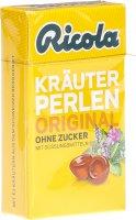 Image du produit Ricola Original Kräuterperlen Box 25g