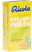 Immagine del prodotto Ricola Zitronenmelisse Kräuterperlen Box 25g