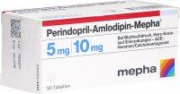 Image du produit Perindopril Amlodipin-Mepha Tabletten 5mg/10mg 90 Stück