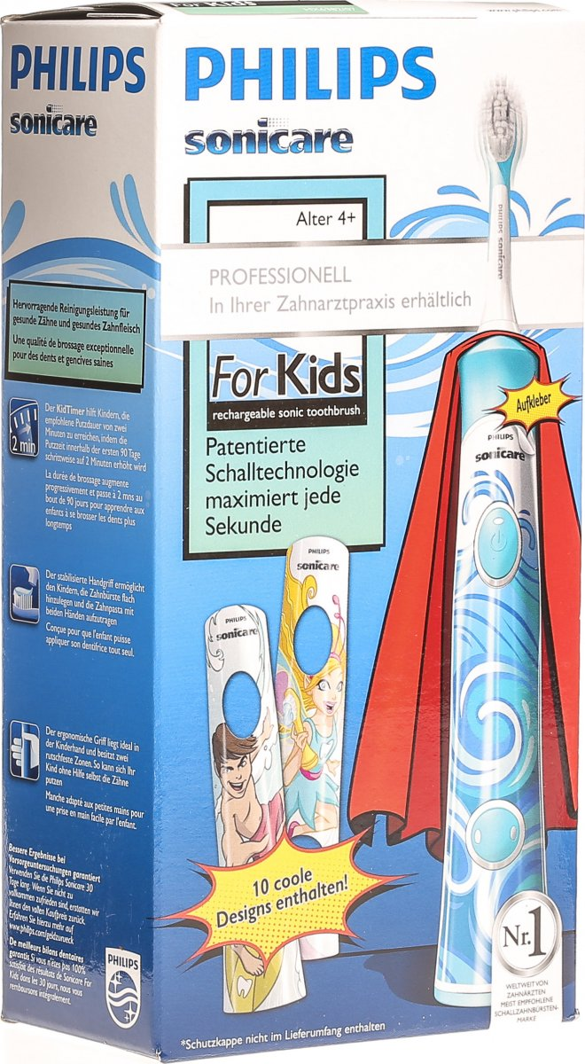 Philips Sonicare For Kids Hx638207