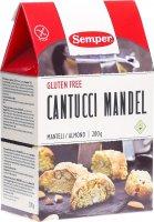 Image du produit Semper Se Cantucci Almond Glutenfrei 200g