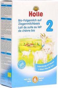Image du produit Holle Lait de Suite Bio 2 Lait de Chèvre 400g