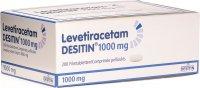 Image du produit Levetiracetam Desitin Filmtabletten 1000mg 200 Stück