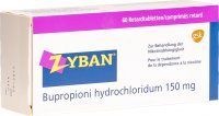 Zyban Retard Tabletten 150mg 60 Stück