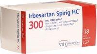 Image du produit Irbesartan Spirig HC Filmtabletten 300mg 98 Stück