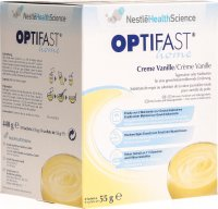 Optifast Home Creme Vanille 8 Beutel 55g