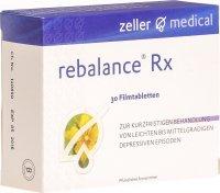 Image du produit Rebalance Rx Filmtabletten 500mg 30 Stück