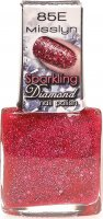 Misslyn Sparkling Diamond Nail Polish M106.85e