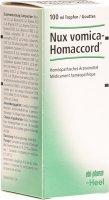 Immagine del prodotto Homaccord Nux Vomica Tropfen 100ml
