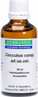 Herbamed Cocculus Comp Ad Us Vet 50ml