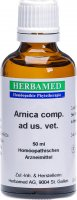 Herbamed Arnica Comp Ad Us Vet 50ml