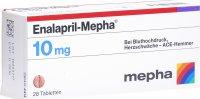 Image du produit Enalapril Mepha Tabletten 10mg 28 Stück