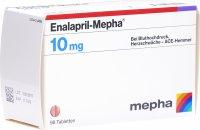 Image du produit Enalapril Mepha Tabletten 10mg 98 Stück