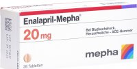 Image du produit Enalapril Mepha Tabletten 20mg 28 Stück