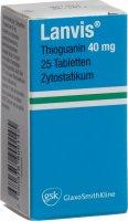 Immagine del prodotto Lanvis Tabletten 40mg 25 Stück