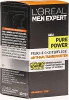 Immagine del prodotto L'Oréal Men Expert Pure Power Feuchtigkeitspflege Anti-Hautunreinheiten 50ml
