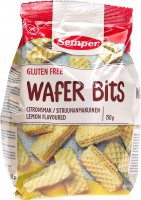 Semper Se Wafer Bits Lemon Sac Glutenfrei 150g