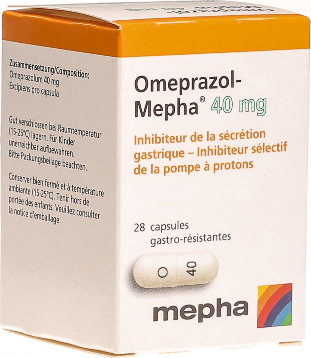 40mg Stück Mepha Omeprazol In Adler Flasche Apotheke 28 Der Kapseln cRq5jL34A