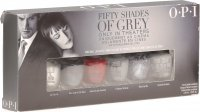OPI Fifty Shades Of Grey Set 6 Stück