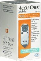 Immagine del prodotto Accu-chek Mobile Tests 100 Stück