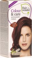 Produktbild von Henna Hairwonder Colour & Care 5.64 Henna Rot