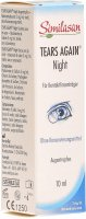 Similasan Tears Again Night Augentropfen Flasche 10ml