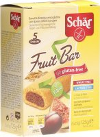 Schär Fruit Bar Glutenfrei 125g