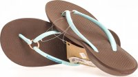 Havaianas Ring Dark Brown Grösse 35/36