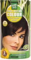 Henna Plus Long Lasting Colour Dark Copper Brown 3.44