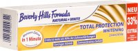 Beverly Hills Formula Natural White Total Protection Whitening Zahncreme 100ml