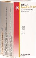 Immagine del prodotto Panzytrat 25000 Kapseln 100 Stück