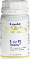 Product picture of Burgerstein Brain PS Nahrungsergänzungsmittel Kapseln Dose 90 Stück