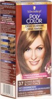 Polycolor Creme Haarfarbe 37 Dunkelblond 90ml
