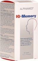 Image du produit Alpinamed IQ-Memory Capsules 60 pièces