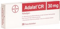 Adalat CR Retard Tabletten 30mg 28 Stück