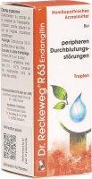 Image du produit Reckeweg R63 Endangitin Tropfen Flasche 50ml