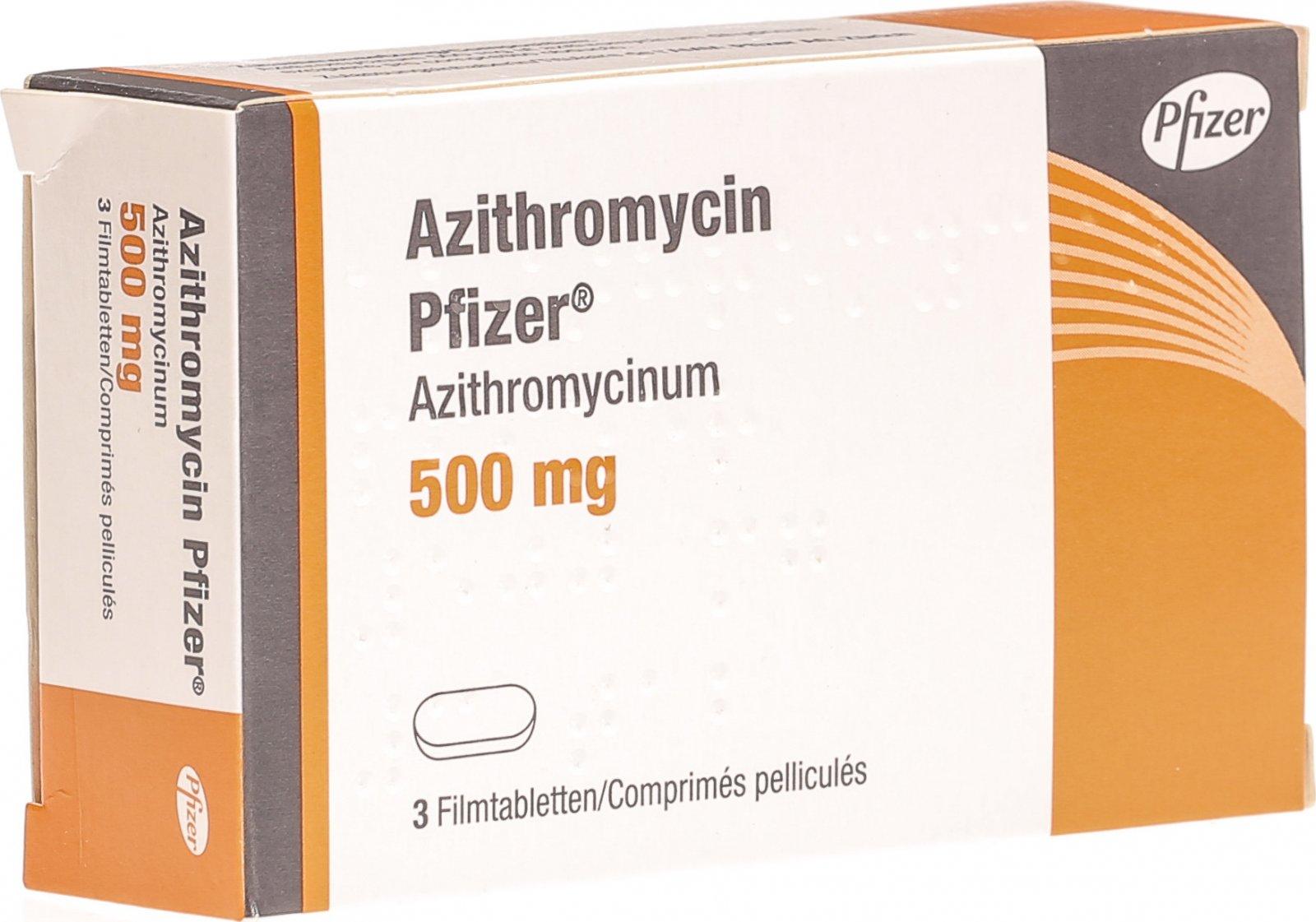 Zithromax 500mg X 360 Pilules disponibilité en Paris