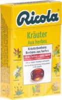 Image du produit Ricola Kräuter Kräuterbonbons ohne Zucker 50g