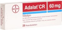 Adalat CR Retard Tabletten 60mg 28 Stück