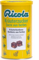 Immagine del prodotto Ricola Kräuterzucker Pastillen 2.5g Dose 400g