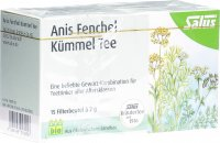 Product picture of Salus Anise Fennel Caraway Tea Organic Bag 15 pieces