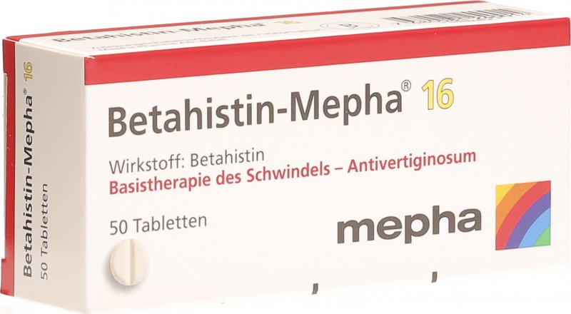 betahistin mepha 16mg 50 tabletten in der adler apotheke. Black Bedroom Furniture Sets. Home Design Ideas