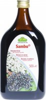 Image du produit Dr. Dünner Sambu boisson aux baies de sureau 500ml