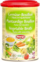 Image du produit Morga Gemüse Bouillon Paste mit Speisewürze 400