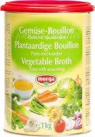 Image du produit Morga Gemüse Bouillon Paste mit Speisewürze 1kg