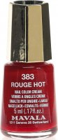 Produktbild von Mavala Nagellack Rouges 83 Hot 5ml