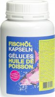 Image du produit Phytomed Fischoel 500mg + Vit K2 Vege Kapseln 400 Stück