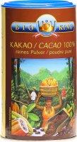 Image du produit Bioking Kakao 100% Reines Pulver 200g