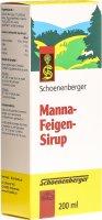 Image du produit Schönenberger Sirop de figue Manna 200ml